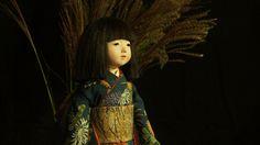 Doll Studio Tomo-Nara, Japan-Traditional Ichimatsu Doll