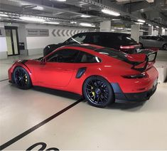 Porsche 991 GT2 RS painted in Guards Red Photo taken: @e_n_o_r_e_v on Instagram