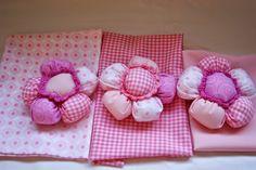Disto e Daquilo: Flores Cor-de-Rosa