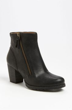 Clarks® 'Mission Alfa' Boot available at Nordstrom.   OK, ao they aren't my FIRST choice, but I just love the stacked heel and the height...  :)
