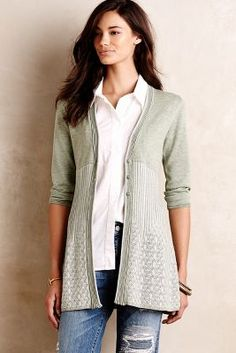 Brunswick Cardigan - anthropologie.com