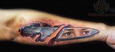 chef+tattoo+knife | Rip Skin Chef Knife Tattoo