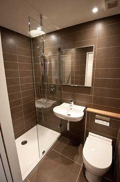 Дизайн ванной комнаты в хрущевке, 23 фото интерьеров