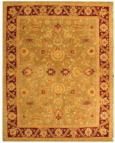 Rug AN548A - Safavieh Rugs - Anatolia Rugs - Wool Rugs - Area Rugs - Runner Rugs
