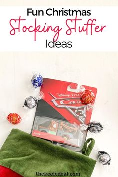 Fun Christmas Stocking Stuffer Ideas for everyone Mom, Dad, Teens, and kids. Best Christmas Gifts, Christmas Photos, Family Christmas, Christmas Traditions, Christmas And New Year, All Things Christmas, Christmas Crafts, Stocking Stuffers For Teens, Christmas Stocking Stuffers