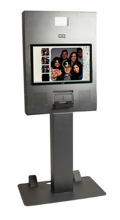 Social Booth Kiosk - Includes FREE SHIPPING