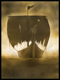 The Ghost Ship by TWPictures.deviantart.com on @deviantART