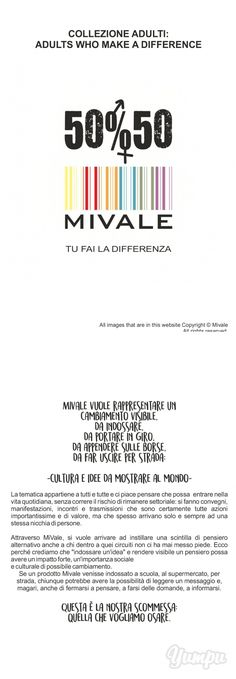 MIVALE CATALOGO ADULTS WHO MAKE A DIFFERENCE - Magazine with 37 pages: