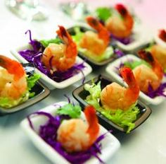 Best crystal bay prawns recipe on pinterest for Prawn cocktail canape
