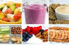 9 Snacks To Fuel Your Workout