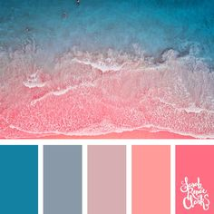 25 summer color palettes color scheme pallette combination c Summer Color Palettes, Color Schemes Colour Palettes, Living Room Color Schemes, Colour Pallette, Sunset Color Palette, Summer Colours, Color Palette Blue, Pink Summer, Coral Color Schemes