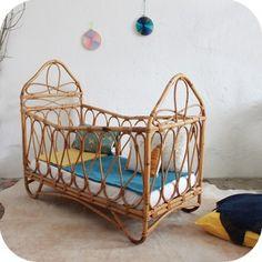 lit b b rotin le bon coin. Black Bedroom Furniture Sets. Home Design Ideas
