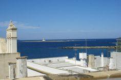 #PanoramaTop Isola di Sant'Andrea dai tetti della Città Vecchia - Saint Andrew's island from old City rooftop.