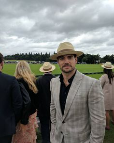 "@henrycavill on Instagram: ""Very lucky to be a guest at the Jaeger-LeCoultre Gold Cup Polo today!"