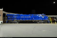 RailPictures.Net Photo: NS 8103 Norfolk Southern GE ES44AC at Spencer, North Carolina by Ant Davis