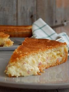 Easy and very tasty! Greek Desserts, Greek Recipes, Cooking Time, Cooking Recipes, Greek Pastries, Good Food, Yummy Food, Think Food, Savoury Baking