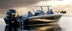 New 2012 Stratos Boats 385 XF Fish and Ski Boat Reviews - iboats.com
