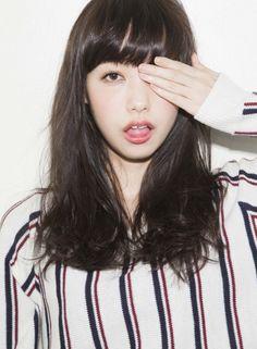 透明感のダークトーン☆スモーキーロング 【GARDEN harajuku】 http://beautynavi.woman.excite.co.jp/salon/20783?pint ≪ #longhair #longstyle #longhairstyle #hairstyle ・ロング・ヘアスタイル・髪型・髪形≫