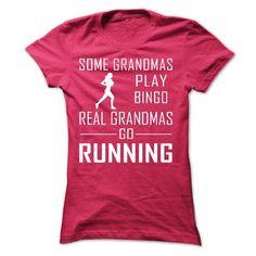 Running GRANDMAs T Shirts, Hoodies. Check price ==► https://www.sunfrog.com/Sports/Running-GRANDMAs-Ladies.html?41382