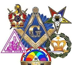 """""""The Masonic organizations were like an extension of our own family; mom was involved with the Mason's, Shriners, Eastern Star, Jobs Daughters and Rainbow for Girls. Sister and I were members in Jobs and Rainbows.and we dated the DeMolay! Masonic Order, Masonic Art, Masonic Lodge, Masonic Symbols, Occult Symbols, Jobs Daughters, Templer, Eastern Star, Freemasonry"""