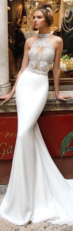 "Wedding Dresses By Julie Vino Spring 2018 ""Venezia"" Bridal Collection"