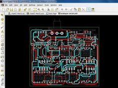 COOLNESS! Best of Free PCB Design Software Roundup | electronics ...