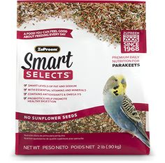 Smart Selects for Parakeets