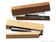 Wooden Stapler | Products | ALEXCIOUS