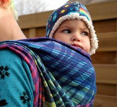 Pellicano Baby Zamira Margana with linen - review and pictures by Wrap you in Love