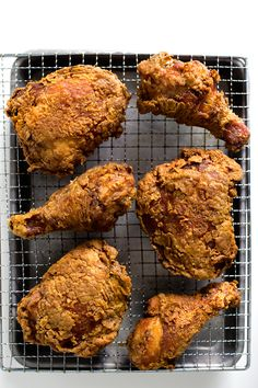 Malaysian Mamak Fried Chicken