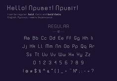 Dewberry free font by Alena Shevchenko #free #cyrillic #typeface
