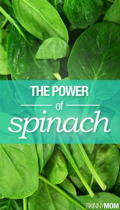Heres why you need to be adding more spinach to your diet. Health , Adolescent H… - Oral Care World Healthy Food Choices, Healthy Eating Tips, Healthy Options, Healthy Drinks, How To Stay Healthy, Clean Eating, Health Diet, Health And Nutrition, Health And Wellness