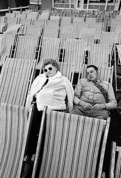 Martin Parr :: Blackpool, UK, 1970 more [+] by M.