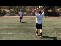 How To Do A Soccer Throw In - Learn Soccer Throw In Techniques And Tips
