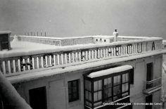 Hotel Egia, en la ladera de Satistegi, 1944 (Cedida por la familia Egia) (ref. 02519)