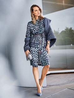 Викрійка Сукня-сорочка з рукавами реглан-погон  купити викрійки 50a3468891ee1