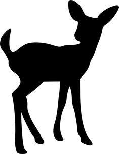 animal silhouette images - Google Search