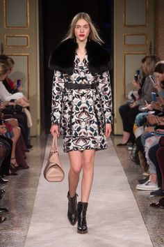 One of the looks from the new Tod's Women's Autumn Winter 2015/16 Collection
