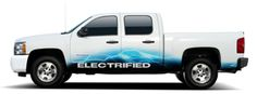 Electric Truck..only $79,000 - and taking orders!!