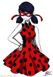 Resultado de imagen para vestidos de 15 años inspirados en ladybug y chatnoir