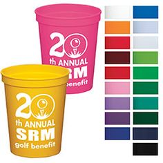 Norwood - Stadium Cup - 16 oz. Show off your school spirit while tailgating.