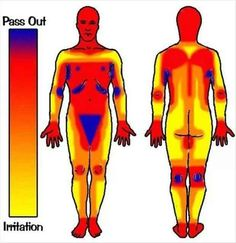 """Tattoo Pain Scale - This is a general average. Everyone has an """"exception"""" spot as well and a variance in general pain tolerance. This needs to be in EVERY tattoo shop lobby! Smal Tattoo, Fake Tattoo, Tattoo Hurt, Tattoo Son, Bad Tattoos, Future Tattoos, Get A Tattoo, Body Art Tattoos, Tatoos"""