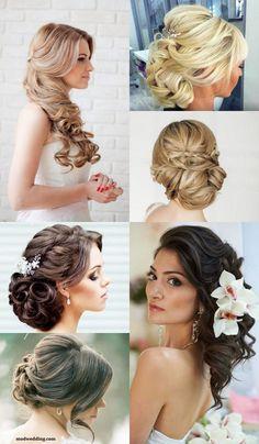 Nous avons sélectionné pour vous une collection des plus belles coiffures de mariage pour vous inspirer. Des belles coiffures mariée selon les dernières tendances coiffures 2015. Profitez !…