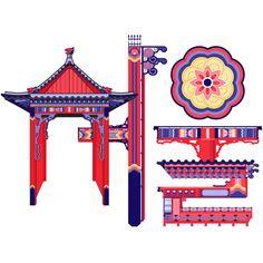 Seoul Typography on Behance Typo Design, Typography Design, Design Art, Branding Design, Graphic Design, Korea Design, Korean Art, Korean Traditional, Typography Poster