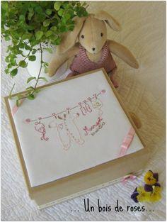 Boîte pour Margot Un bois de roses