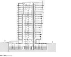 Infinity Tower – KPF (parceria)   Aflalo Gasperini