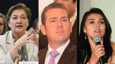 Presumiblemente saldrían el gabinete estatal de Michoacán José Antonio Bernal, de la SSP; Silvia Figueroa, de la SEE; y, Liliana López Buenrostro, de la Secretaría de Turismo estatal – Morelia, ...
