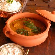 Clay Curry Pot - Extra groß - 10 Zoll - New Ideas Cooking Curry, Healthy Cooking, Cooking Ware, New Yorker Cartoons, Ceramic Pots, Clay Pots, Terracotta Pots, Keep Food Warm, Indian Food Recipes
