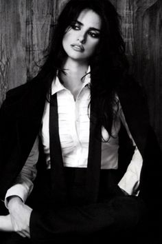 Penelope Cruz inspirational fashionista and too lovely for words.