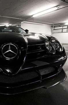 Stunning Mercedes-Benz SLR McLaren - Click to find out how it could be yours.... #100K #spon